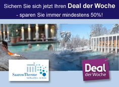 Special Deal zur Saarow -Therme