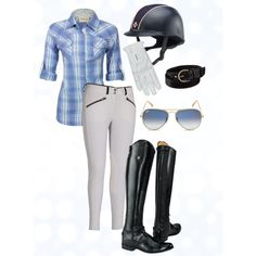 for the jumping clinic - Polyvore