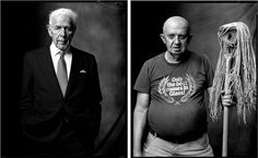 Portrait Diptychs Showing the Differences and Similarities Between Subcultures zIvG75S