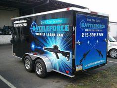 AppleGraphics.com - Philadelphia & Bucks County Custom Vehicle Wraps, Signs and Banners - Trailer Wraps