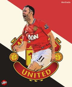 Ryan Giggs, The Welsh Wizard. #RunningDownTheWing #11 #Legend #Football #MUFC #RyanGiggs