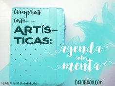 Agenda color menta Dokibook