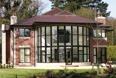 Keystone Lintels is the UK & Ireland's largest steel lintel manufacturer, specialising in bespoke lintels, masonry support brick feature lintels & windposts Extra Rooms, Building A New Home, Come And Go, Gazebo, Brick, New Homes, Lounge, Bow, Outdoor Structures