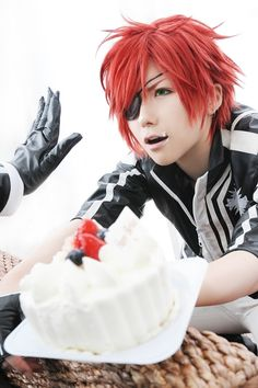 Lavi from D.Gray-man #cosplay