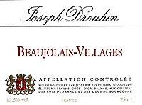 Joseph Drouhin - Beaujolais-Villages Excellent value for under $10 - TJ's