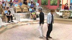 131102 Luhan,Baekhyun Boyfriend&Dance Cut @Ida Quisenberry that Change the World
