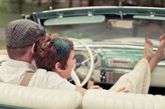 Vintage engagement shoot  //  jon hartman photography