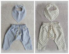 Babyklær,  Hjemmesydd