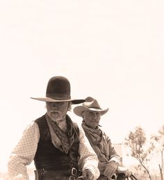 Gus & Woodrow - Lonesome Dove
