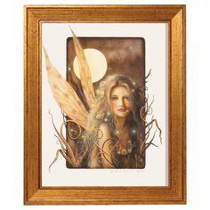 Titania Framed Print