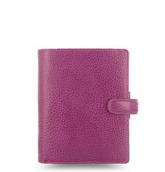 Filofax Finsbury Organizer | pocket raspberry leather $70