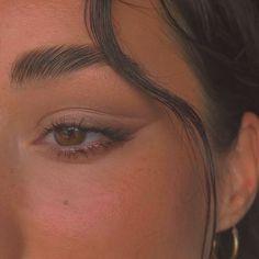 Makeup Eye Looks, Eye Makeup Art, Edgy Makeup, Natural Makeup Looks, Cute Makeup, Makeup Goals, Pretty Makeup, Simple Makeup, Skin Makeup