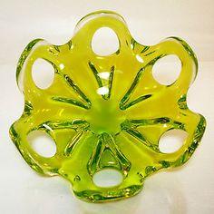 Glas Schale • Bohemia Glass • Design Josef Hospodka für Chribska