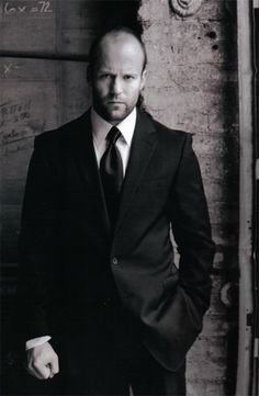 jason statham....one of my favorite actors