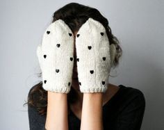 Winter fashion accessories