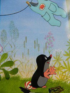 La Petite Taupe, Mole, Disney Characters, Fictional Characters, Poster, Snoopy, Disney Princess, Retro, Kids