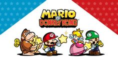 Oh-oh! Donkey Kong ha rapito Pauline e solo Mario può salvarla.Questa è la missione del nostro amato Mario e dei suoi amici inMario vs. Donkey Kong
