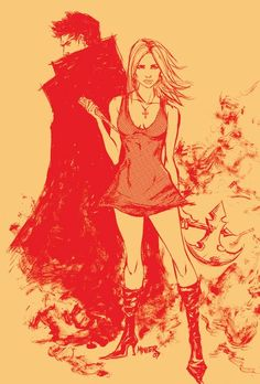 Buffy the Vampire Slayer: Blood Red