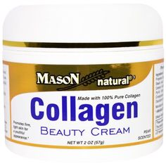 EXTRA SALE on #iHerb Mason Vitamins Collagen Beauty Cream 38% + $5 OFF - Now $0,27 #RT Discount applied in cart