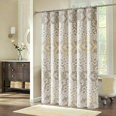 "Shower Curtain, Extra Long_Wide Shower Curtain Set Paisley Shower Curtain 78"" #Welwo"