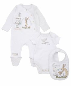 Guess How Much I Love You Set - 3 Piece