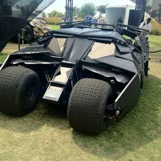 Batmobile Tumbler. Can I have one please?