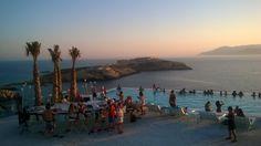 Pathos Sunset Cocktail Bar - Ios Greece.
