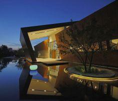 #architecture : Vanke Orange City Sales Center / Sunlay Design Group