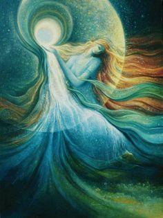 Aquarius; Bearer of water and light