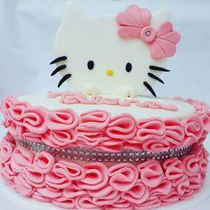 Torta hello kity