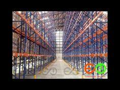 Estanterías y góndolas metálicas para supermercados Medellin - YouTube