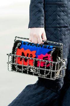 Chanel - EN IMAGES. Les plus beaux sacs de l'hiver prochain - L'EXPRESS