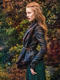 Once upon in a Fairytale - Pre-raphaelite inspiration. Elle Sweden Prerafaelitisk romans