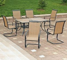 hampton bay santa cruz 5 piece wicker outdoor dining set patio