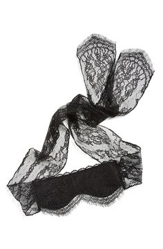 Pin for Later: 23 Sexy Stocking Stuffers For Your Significant Other Lace Blindfold Channel your inner Christian Grey and Anastasia Steele, and turn your bedroom into your very own red room with this lace blindfold ($40).
