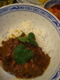 Beef Rendang Recipe from Malaysia.