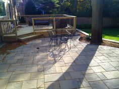 arlington heights il patio builder deck with patio projects