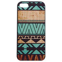 Woodstock-kuori iPhone 5/5S