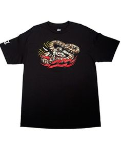 "Men's ""Venom"" Tee by City Fog Clothing (Black) #inkedshop #inked #tee #black #venom"