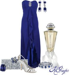 """Military Ball"" by kginger on Polyvore"