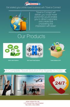 Travel Portal Development India,White Label Solution For Travel Agents: Get started