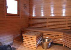 k o t i p o r s t u a: Pesuhuone & Sauna & Pukuhuone