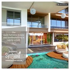 The math between luxury and unaffordability is rightly solved.#RajhansSynfonia #Surat