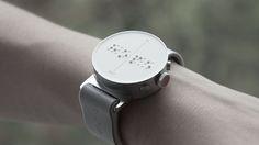 World's First Braille Smartwatch – Fubiz Media
