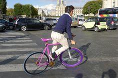 Trendbubbles: Paris fashion week  2013 Spring #Streetstyle #PFW #Paris