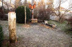 Téli madáretetés | Magyar Madártani és Természetvédelmi Egyesület Outdoor Furniture, Outdoor Decor, Budapest, Firewood, Park, Crafts, Home Decor, Woodburning, Manualidades