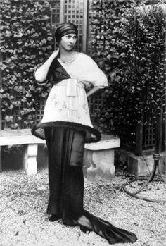 Denise Poiret, 1911  ©AP Photo