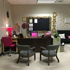 School Office Decoration Ideas New My Counseling Fice School Counselors Rock – Modern School Counselor Office, Psychologist Office, Counseling Office Decor, School Guidance Counselor, High School Counseling, School Office, Counseling Quotes, Counseling Activities, Education Quotes
