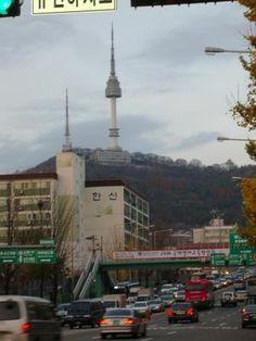 Namsan Tower, YTN Seoul Tower.