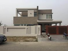 "[restabs alignment=""osc-tabs-left"" responsive=""true"" icon=""true"" text=""More"" tabcolor="" tabheadcolor="" seltabcolor="" House Fence Design, Front Wall Design, Village House Design, Duplex House Design, Garden Design, Modern Bungalow Exterior, Modern Exterior House Designs, Latest House Designs, Modern House Design"
